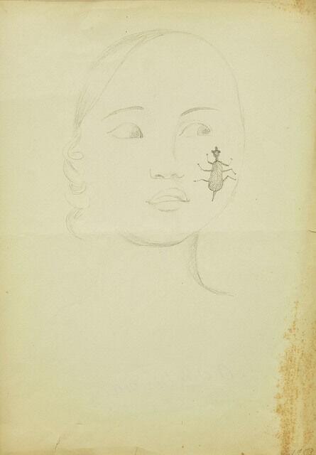 Maria Pinińska-Bereś, 'Stigmatized (Napiętnowana)', 1953