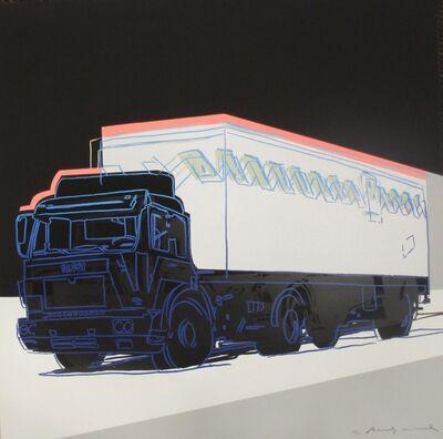 Andy Warhol, 'Truck F&S II.370', 1985