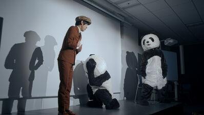 HSU Chia-Wei, 'Black and White – Giant Panda', 2018
