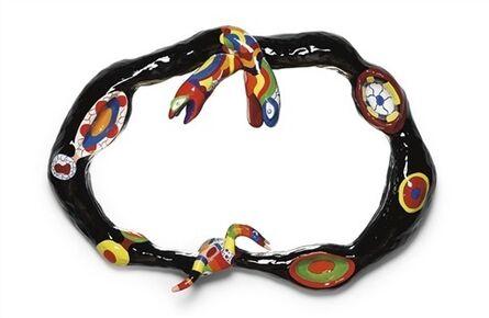 Niki de Saint Phalle, 'Le Miroir', 1980
