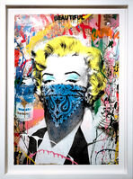 Mr. Brainwash, 'Marilyn Monroe', 2019