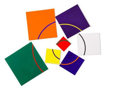 Susan Weil, 'Suedo Spiral', 2009