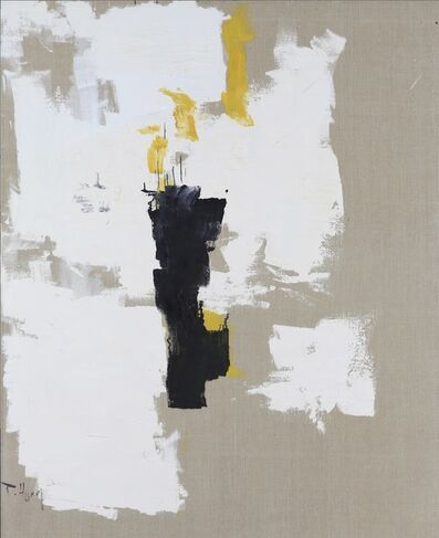 Huang Rui 黄锐, 'White Abstraction', 1995