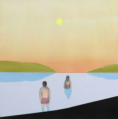 Mike Gough, 'Lake Swimmers', 2019