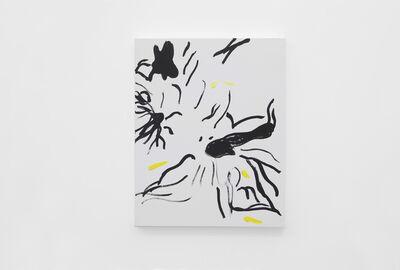 Alvaro Seixas, 'Untitled Painting (Organic Forms)', 2017