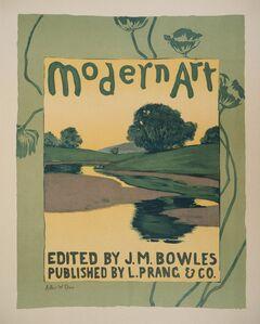 Arthur Wesley Dow, 'Modern Art', 1895