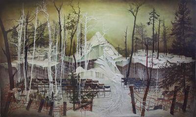 Anthony Goicolea, 'Staged landscape', 2014