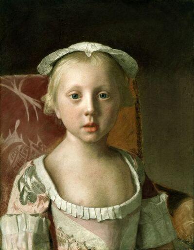 Jean-Étienne Liotard, 'Princess Louisa Anne (1749-1768) ', 1754