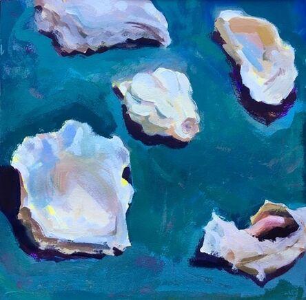 Janet Pedersen, 'Five Seashells', 2021
