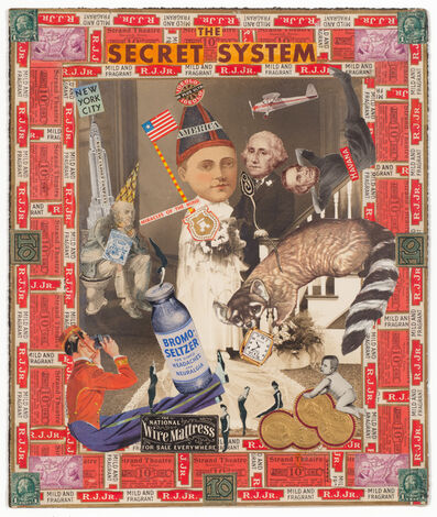 Felipe Jesus Consalvos, 'The Secret System', ca. 1920–1950