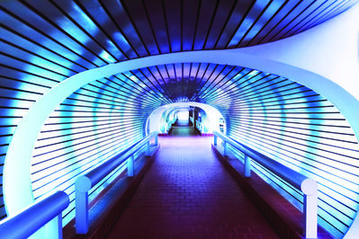 Frank Bartucca, 'Railroad Station Walkway; New Haven, CT 2015', 2015