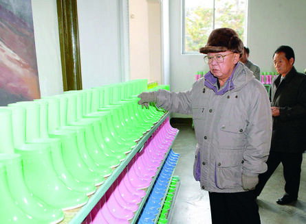 João Rocha, 'Looking at Rubber Boots, from the book Kim Jong Il Looking at Things', 2012
