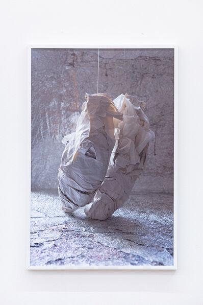 Anna Betbeze, 'Shoes (Back)', 2021