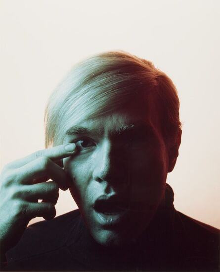 Philippe Halsman, 'Andy Warhol', 1968