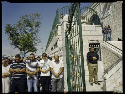 Gilles Peress, 'Ras al-Amud, Top of Silwan, East Jerusalem', 2011