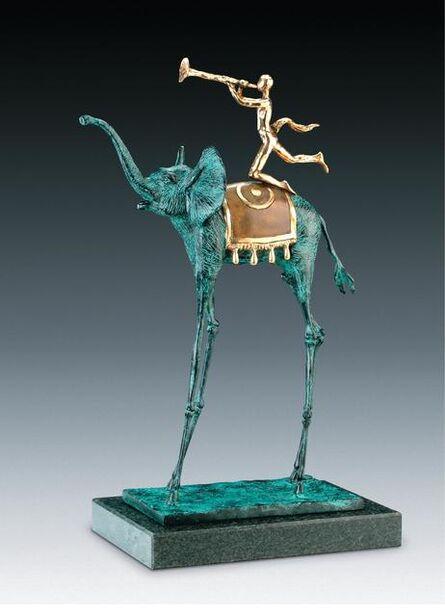 Salvador Dalí, 'Triumphant Elephant', 1984