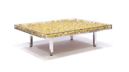 Yves Klein, 'Table 'Monogold™'', 1961