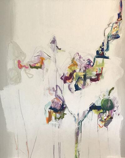 Diana Greenberg, 'Harlequin Orchid II', 2017