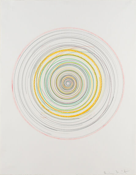 Damien Hirst, 'Billy Mill Roundabout', not dated