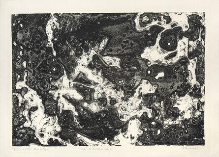 Jean Dubuffet, 'Chars et chevaux célestes', 1953