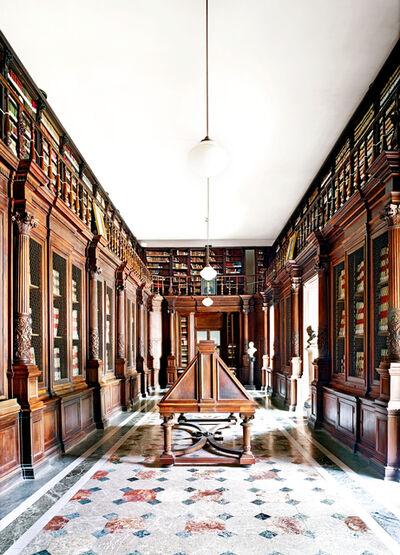 Candida Höfer, 'Biblioteca Nazionale Napoli II ', 2009