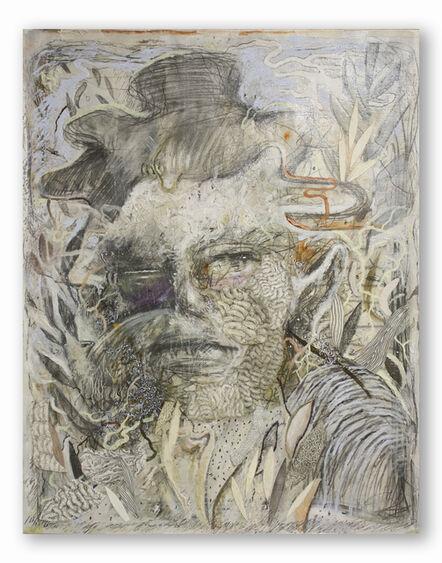 Radu Oreian, 'Philosopher Series (Sartre)', 2017
