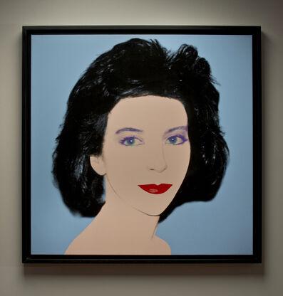 Andy Warhol, 'Sarah Goldsmith', 1986