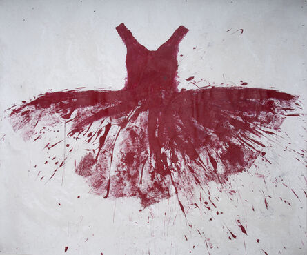 Ewa Bathelier, 'Tutu Red'