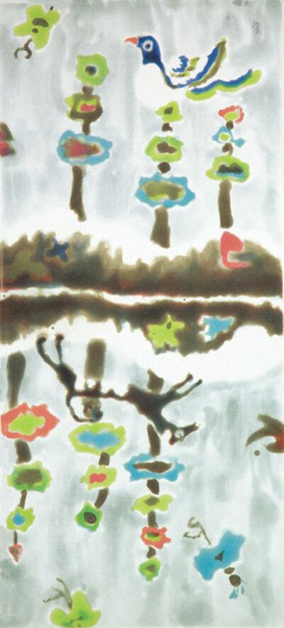 Laura Owens, 'Untitled (LO269)', 2004