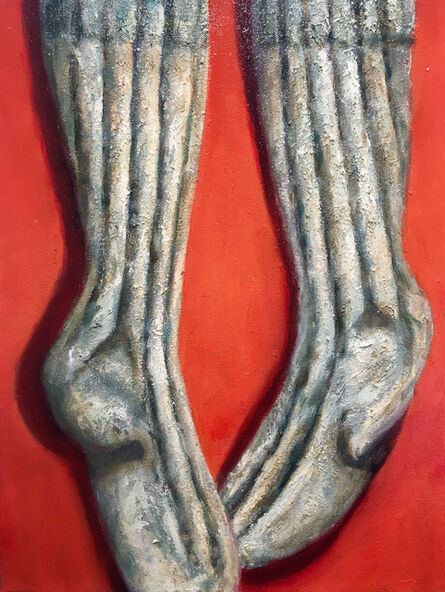 Ken Beck, 'Knee Socks', 2015