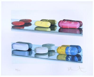 Damien Hirst, 'Elusive Truth – Six Pills – Small', 2012