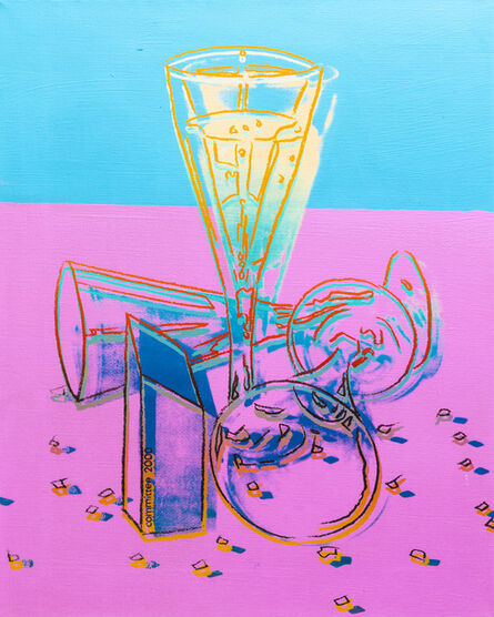 Andy Warhol, 'Senza titolo (Committee 2000)', 1982