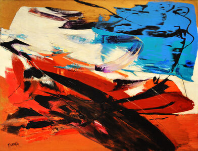Marcelle Ferron, 'Untitled', 1979