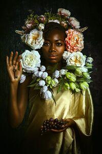 Alanna Airitam, 'Queen Mary', 2017