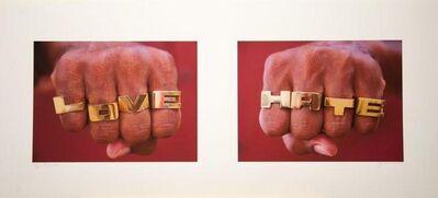 Isaac Julien, 'Hate/Love', 2006