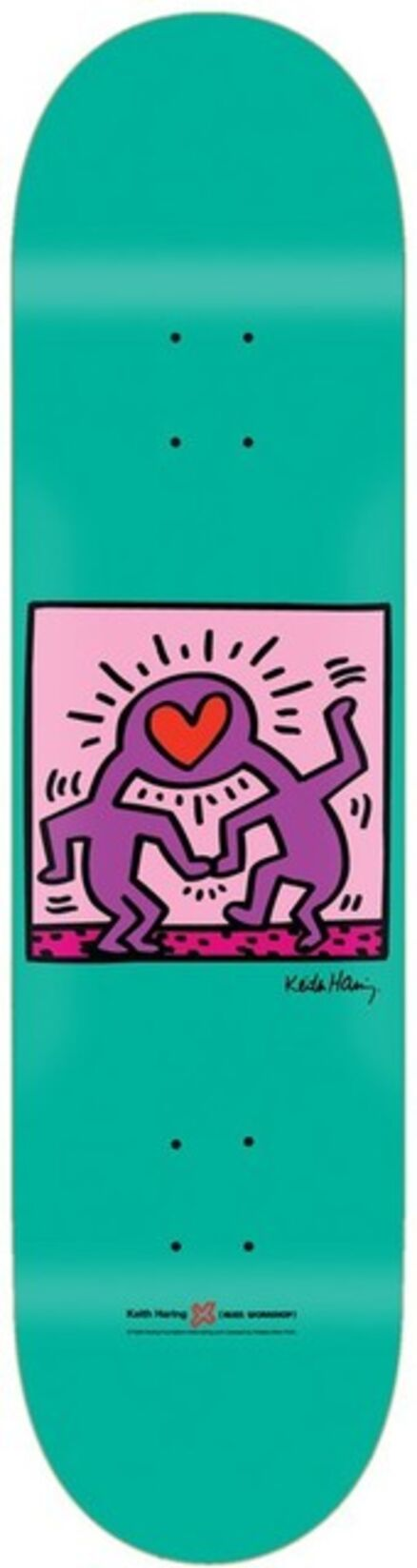 Keith Haring, 'Untitled ', 2013