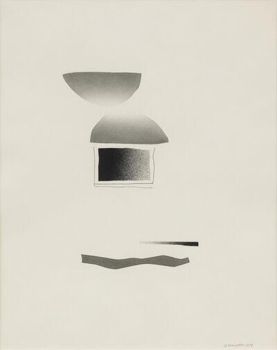 Deborah Remington, 'Trace Series #2', 1979
