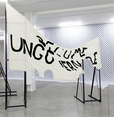 Stephanie Syjuco, 'Ungovernable (Hoist)', 2017