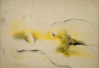 Frank Dobson, 'Reclining Nude', ca. 1925