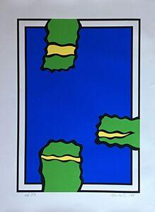 Nicholas Krushenick, 'Untitled ', 1978