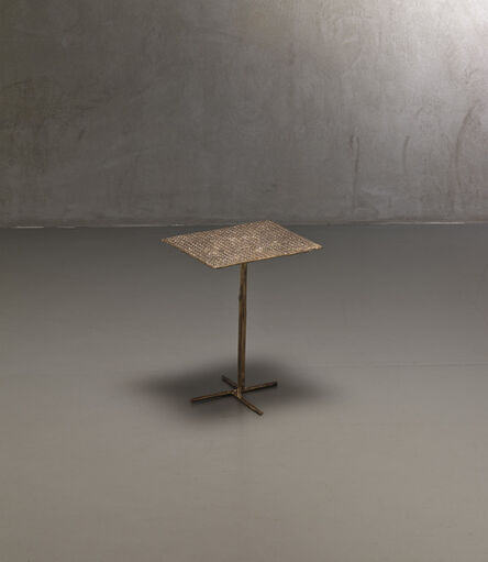 """Osanna Visconti di Modrone, '""""Paglia di Vienna"""" collection low table', 2015"""