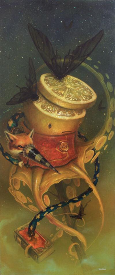 Greg 'Craola' Simkins, 'The Foolish King's Sceptor ', 2014
