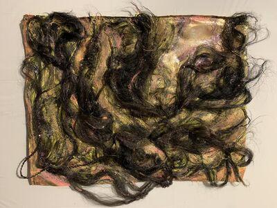Katarra Peterson, 'Hairstract 8 (Celestial Dawn)', 2021