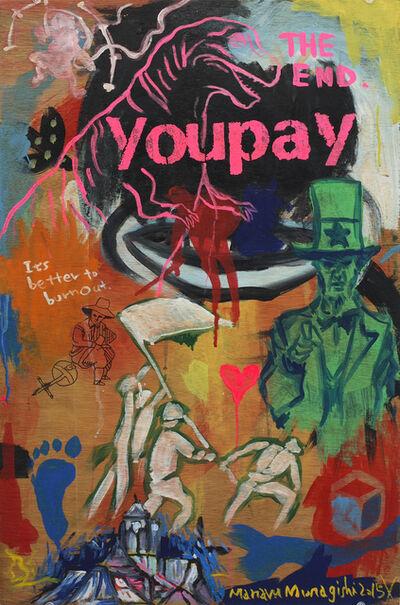 Manavu Muragishi, 'Youpay', 2015