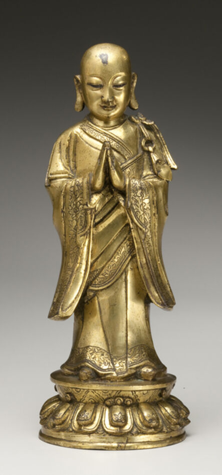 'Arhat, Disciple of the Historical Buddha (lived ca. 6th century BC)', 1368-1644