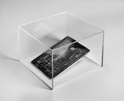 """Ivan Egelskii, 'Tablet #2, from the series """"New Artifacts""""', 2013-2014"""