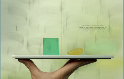 Paula Hayes, 'Lucid Green', 2013