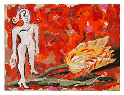 Elvira Bach, 'Blumenzauber', 2005
