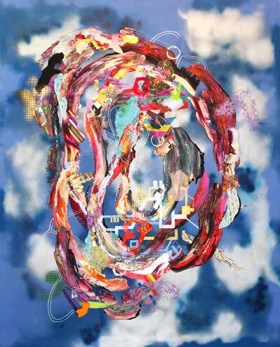 Yuni Lee, 'Warm Hole in the Quantum Form', 2015
