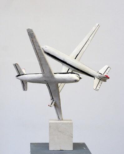 Alexander Povzner, 'Two planes', 2016